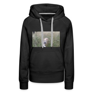 love walks - Women's Premium Hoodie