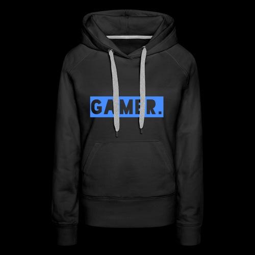 gamer - Frauen Premium Hoodie