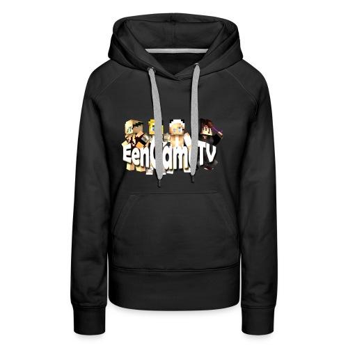EenGameTV Fan - Vrouwen Premium hoodie
