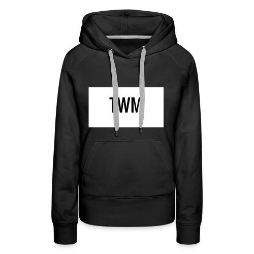 TWM Hoodie - Women's Premium Hoodie