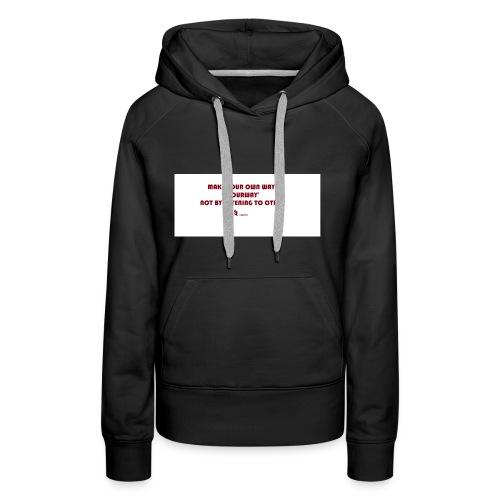 SWAGPEEPS - Women's Premium Hoodie