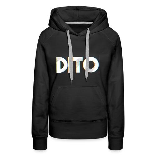 Merchandise Dito - Vrouwen Premium hoodie