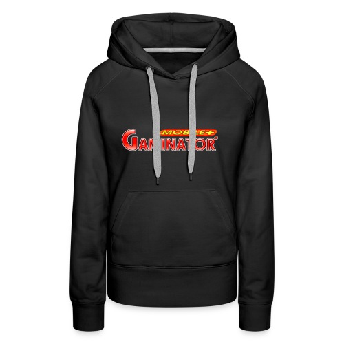 Gaminator logo - Women's Premium Hoodie