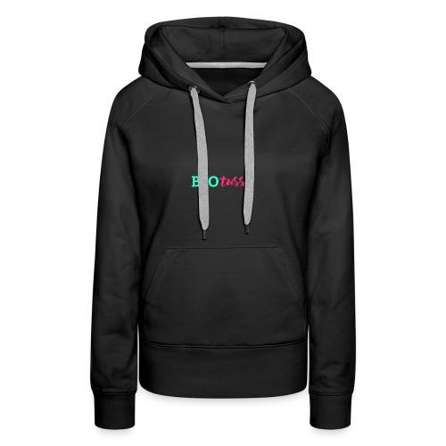 bio tussi - Frauen Premium Hoodie
