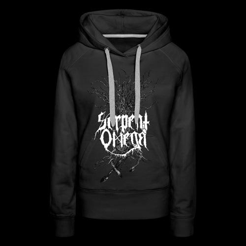 Serpent Omega- Ormträd - Premiumluvtröja dam