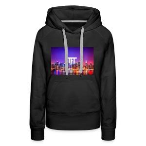 TheFlexTerms City Design - Vrouwen Premium hoodie