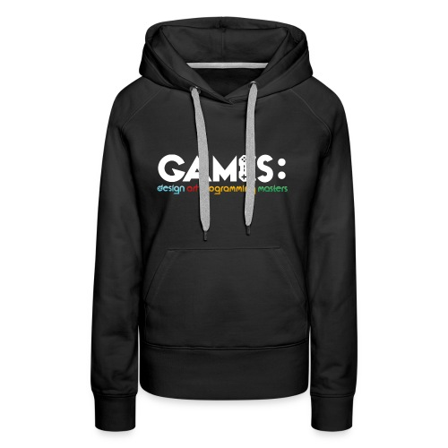 GAMES:ALL - Women's Premium Hoodie