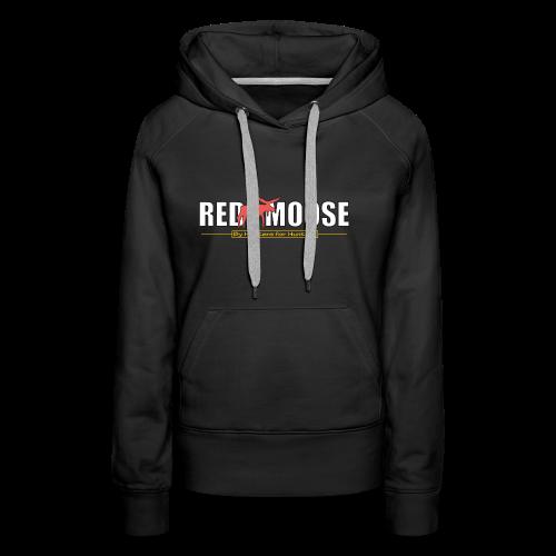 Red Moose logo - Premiumluvtröja dam