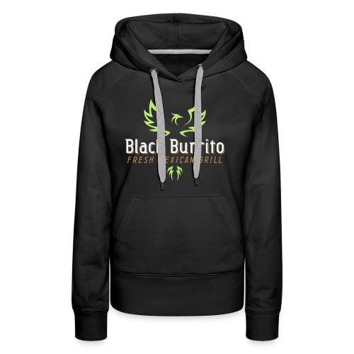 Black Burrito - Frauen Premium Hoodie