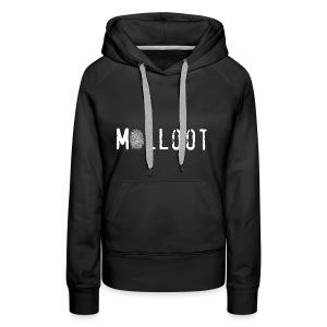 MOlloot - Vrouwen Premium hoodie