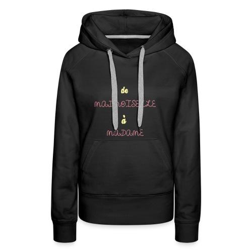 Junggesellin - Frauen Premium Hoodie