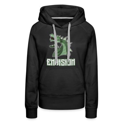 EnVision mit Logo - Frauen Premium Hoodie
