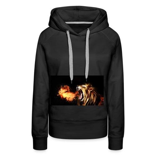 Seven lions - Sweat-shirt à capuche Premium pour femmes