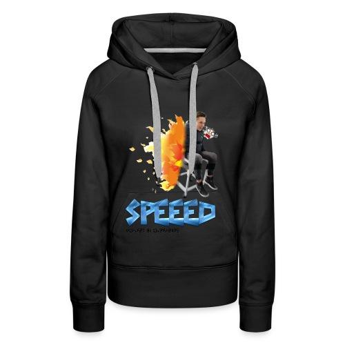 Overheadflow (Speed) Merchandise - Frauen Premium Hoodie