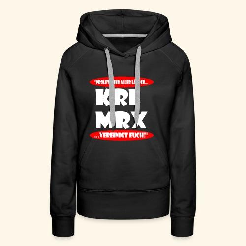 Karl Marx - Frauen Premium Hoodie