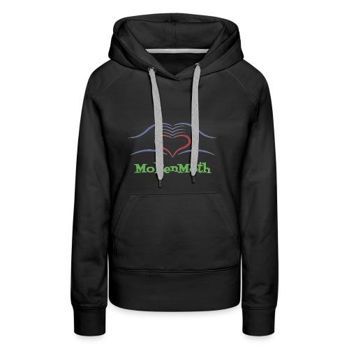 MoltenMoth - Women's Premium Hoodie