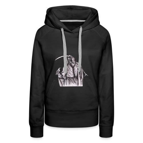 Grim Reaper - Frauen Premium Hoodie