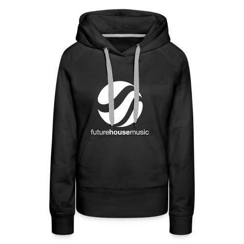 FHM_Logo_02 - Vrouwen Premium hoodie