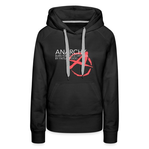 ANARCHY Black - Women's Premium Hoodie