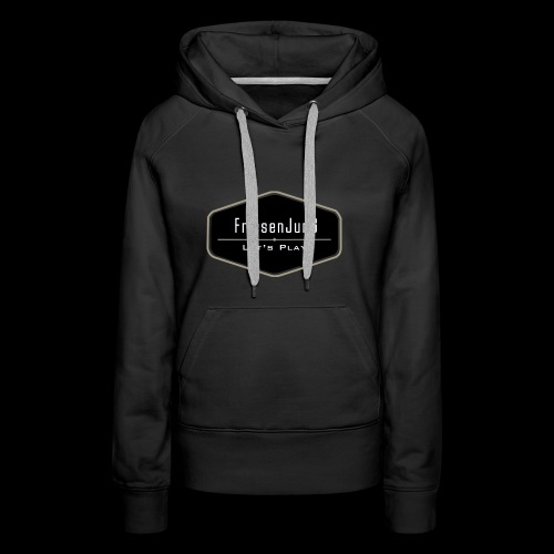 Friesenjung Logo - Frauen Premium Hoodie