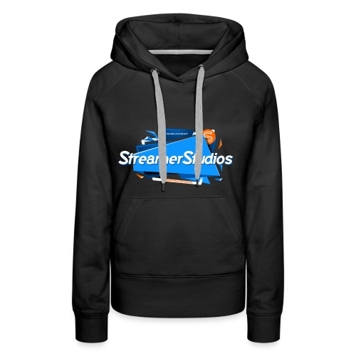 Abstract Design - Women's Premium Hoodie