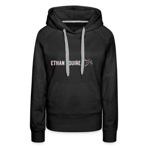 Ethan Squire name with logo - Women's Premium Hoodie