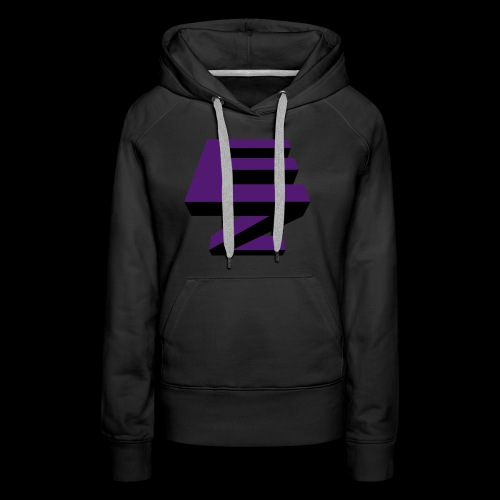 Electric Zoo logo - Women's Premium Hoodie