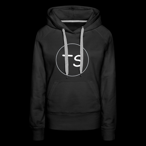 THE SPION KOLLEKTION 1 (BLACK EDITION) - Frauen Premium Hoodie