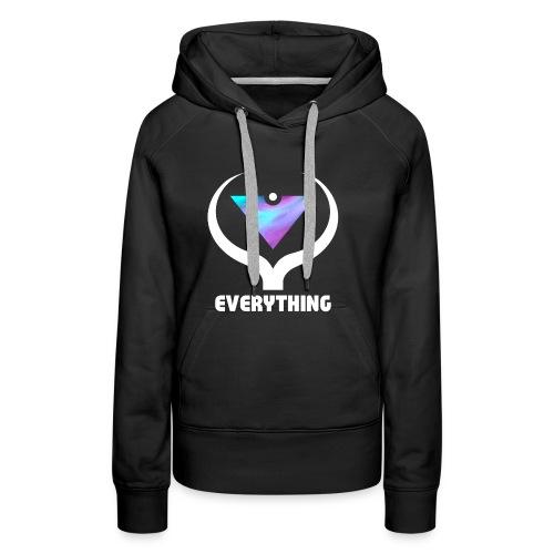 EVERYTHING - Frauen Premium Hoodie