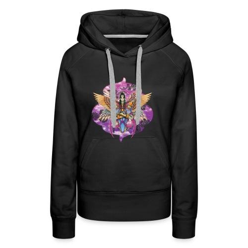 Harpy goddess - Vrouwen Premium hoodie