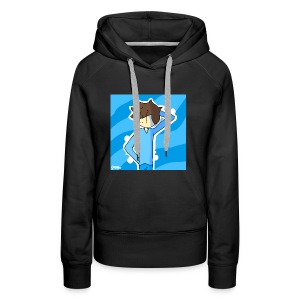 George Morgan West - Women's Premium Hoodie