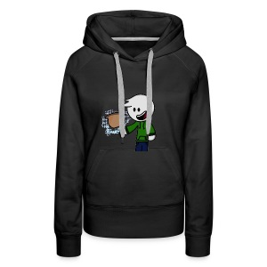 The Mythical Toast - Women's Premium Hoodie