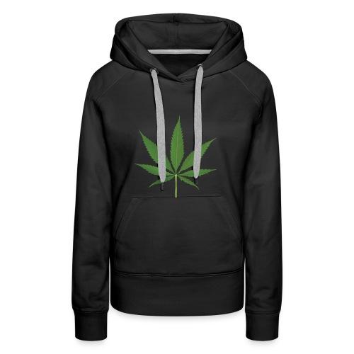 Weed - Women's Premium Hoodie