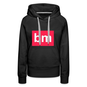 bm - bad monkeys! - Frauen Premium Hoodie