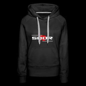 SQDRR | New Squadron R Design - Frauen Premium Hoodie