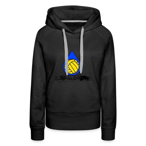 Witziges Wasserball T-Shirt für Fans - Frauen Premium Hoodie