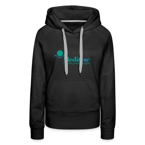 Mediflow Logo - Wasserkissen - Frauen Premium Hoodie