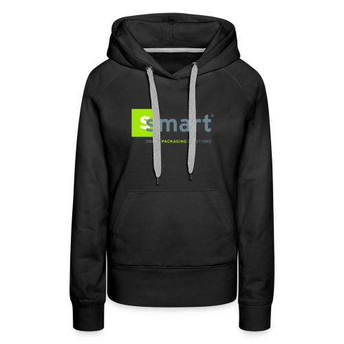 SmartPackagingSolutions kleuren maart 2017 - Vrouwen Premium hoodie