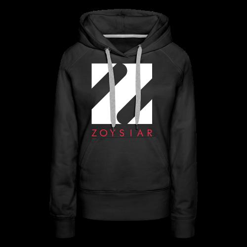 Zoysiar - Logo - Frauen Premium Hoodie