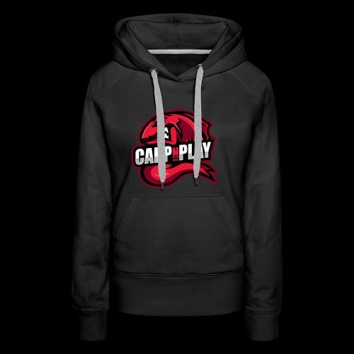 CarpNPlay - Frauen Premium Hoodie