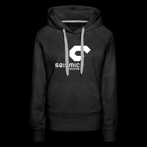 Seismic Records - Women's Premium Hoodie