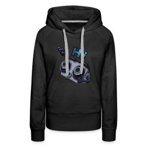 The DTS51 emote1 - Vrouwen Premium hoodie