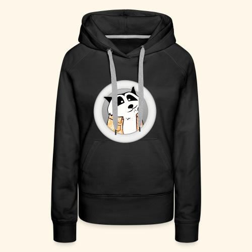 TropiCoon - Sweat-shirt à capuche Premium pour femmes