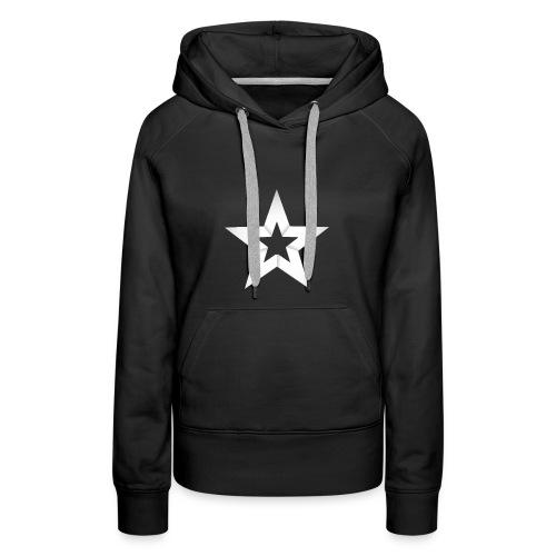 Dinassty Logo - Sweat-shirt à capuche Premium pour femmes