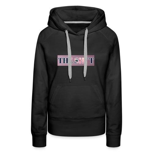 The Shirt roses - Frauen Premium Hoodie