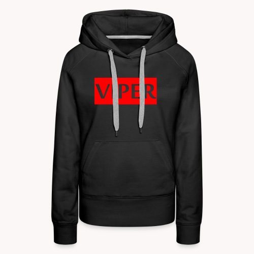 VIPER - Vrouwen Premium hoodie
