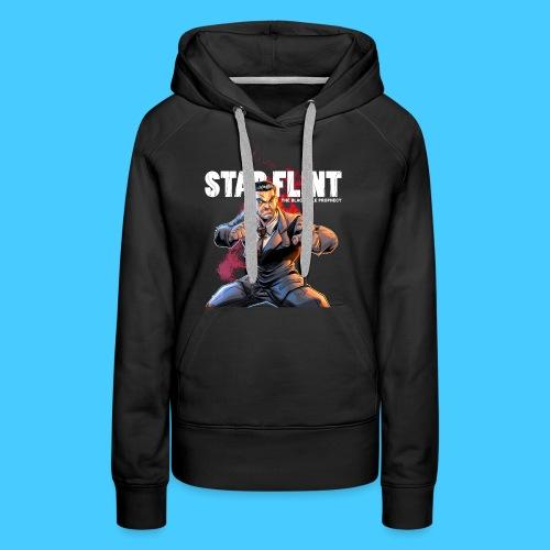 Draco Vargas 2 - Sweat-shirt à capuche Premium pour femmes