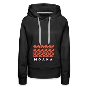 Moana means Spirit of the Ocean by Te-Moana - Frauen Premium Hoodie
