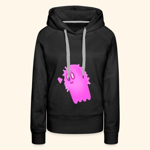Pink (Boopsies) - Sweat-shirt à capuche Premium pour femmes