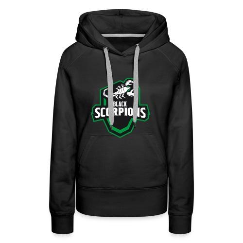 Black Scorpions Logo - Frauen Premium Hoodie